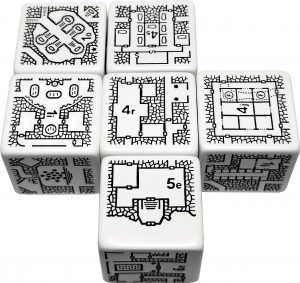 DungeonMorph Trailblazer Dice Set