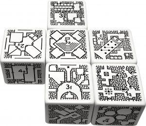 DungeonMorph Voyager Dice Set