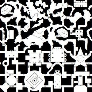 DungeonMorph (Delver, Trailblazer, & Voyager sets) Font
