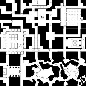 DungeonMorph original (Adventurer, Explorer, & Spellunker sets) Font